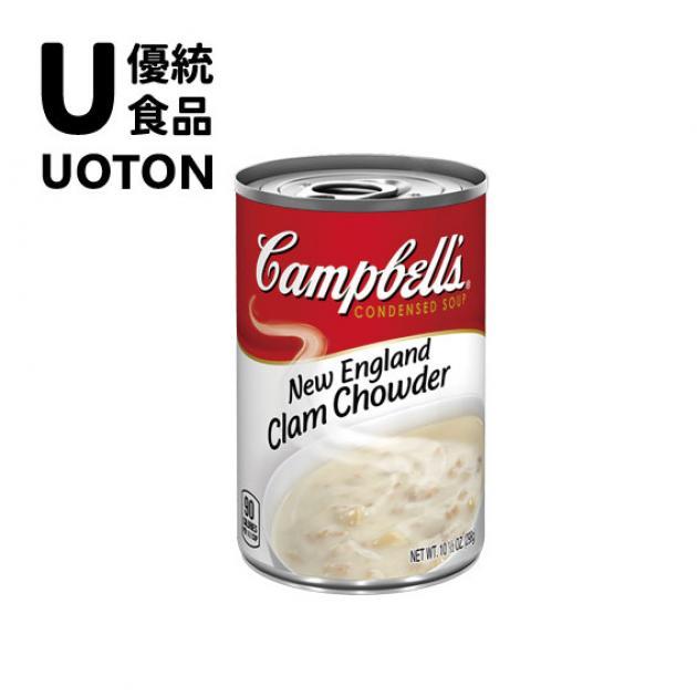 【金寶湯Campbella】新英倫蛤蠣濃湯 1