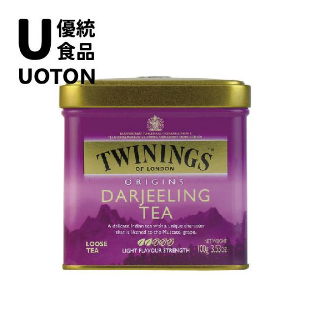 【Twinings】經典紅茶系列-歐式大吉嶺茶100g 1