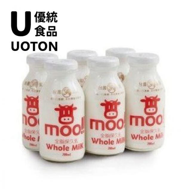 台農Moo100%鮮奶 1
