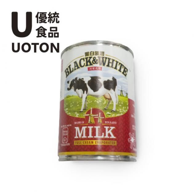 黑白淡奶 385ml(410g) / 罐 1
