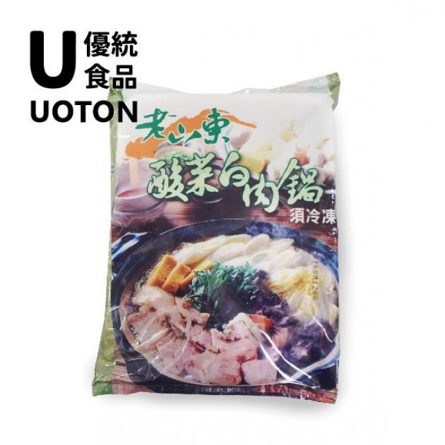 酸菜白肉鍋-1200公克/包 1
