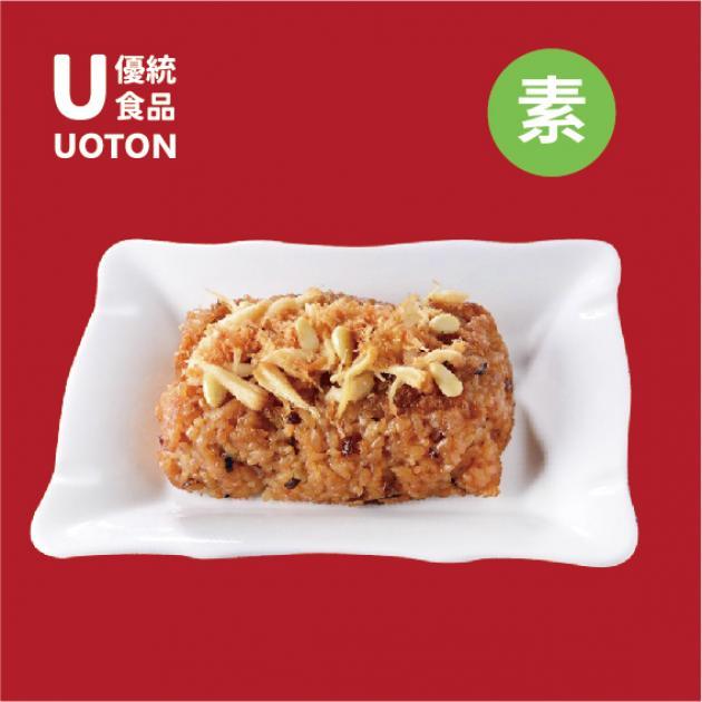 【2019年菜系列】松子猴頭菇米糕 220g/個 3個/包 1