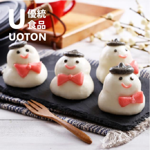 雪人甜包-地瓜餡(60g*10粒/包) 1