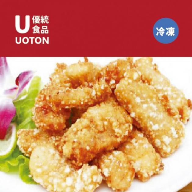 黃金魚塊 1公斤/包 冷凍 1